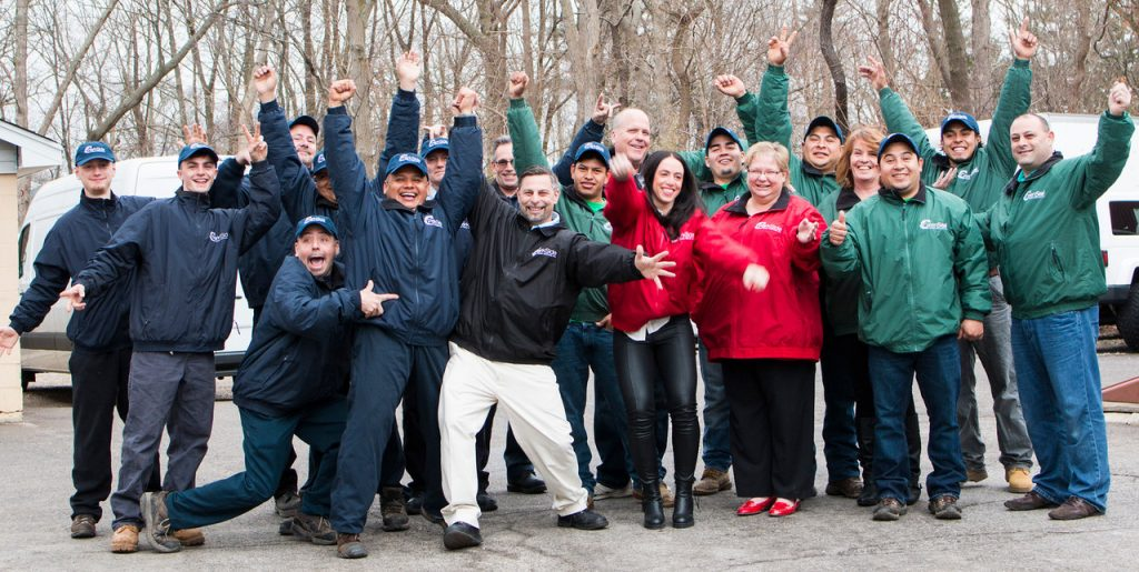 Parkside Oil Tank Services Team on Long Island, NY