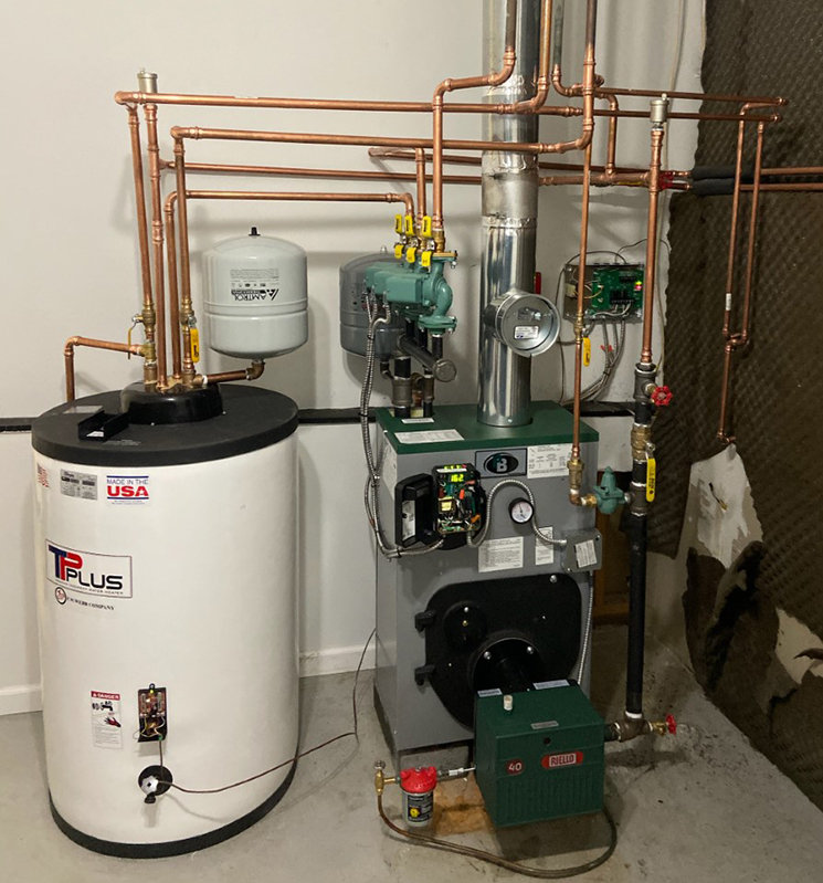 Furnace & Boiler Installs